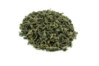 Зеленый чай с высокой горы