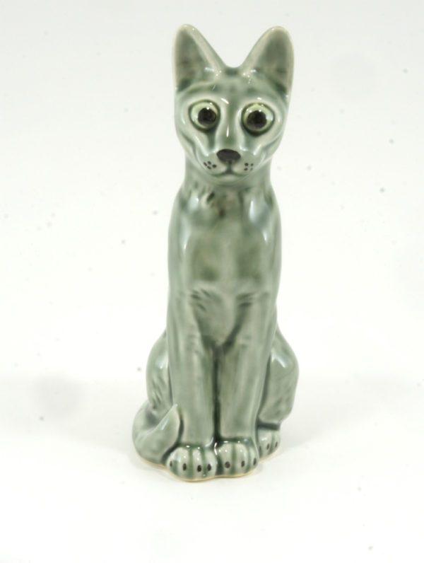 статуэтка-кошка-русская-голубая
