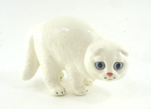 статуэтка-скоттиш-белый