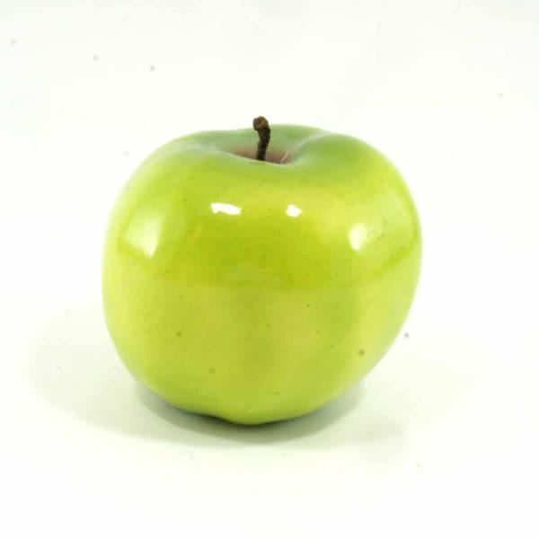 статуэтка-яблоко-зеленое